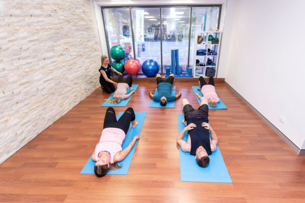 Exercise Classes