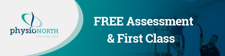 FREE Assessment & First Class