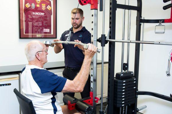 Seniors Exercise Classes